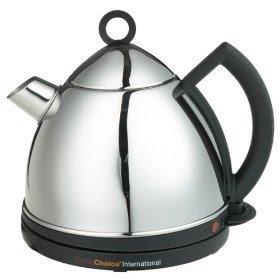 Sahane Size No:1 Stainless Steel Turkish Tea Pot