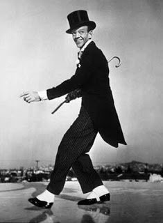 f4013c41252 Fred Astaire Rode a Skateboard at Age 78