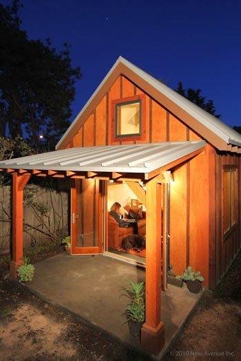 Tiny Home In Berkeley California