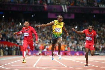Usain Bolt Photo by Chang W. Lee 492c50d96