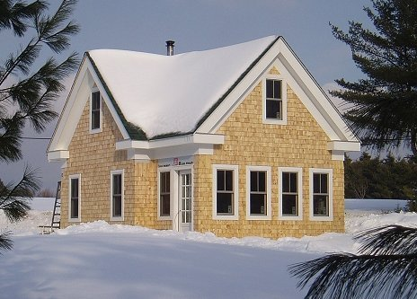 7ac67e5adcd Maine Builder Specializes in SMALL
