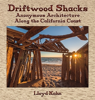 Gimme Shelter: February, 2019 — Driftwood Shacks Is Finally Done.