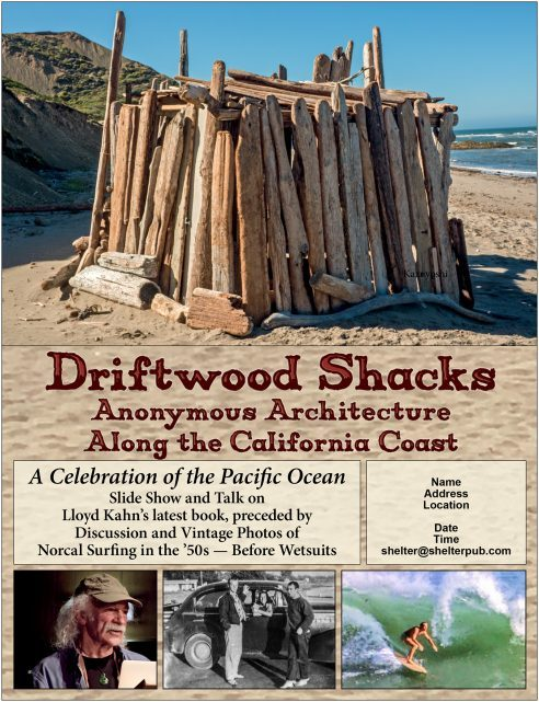 Driftwood Shacks Publication Date Today