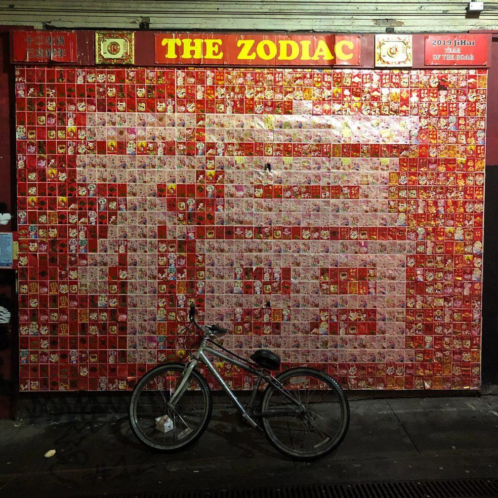 San Francisco, City Lights, Street Graffiti, and Driftwood Shacks