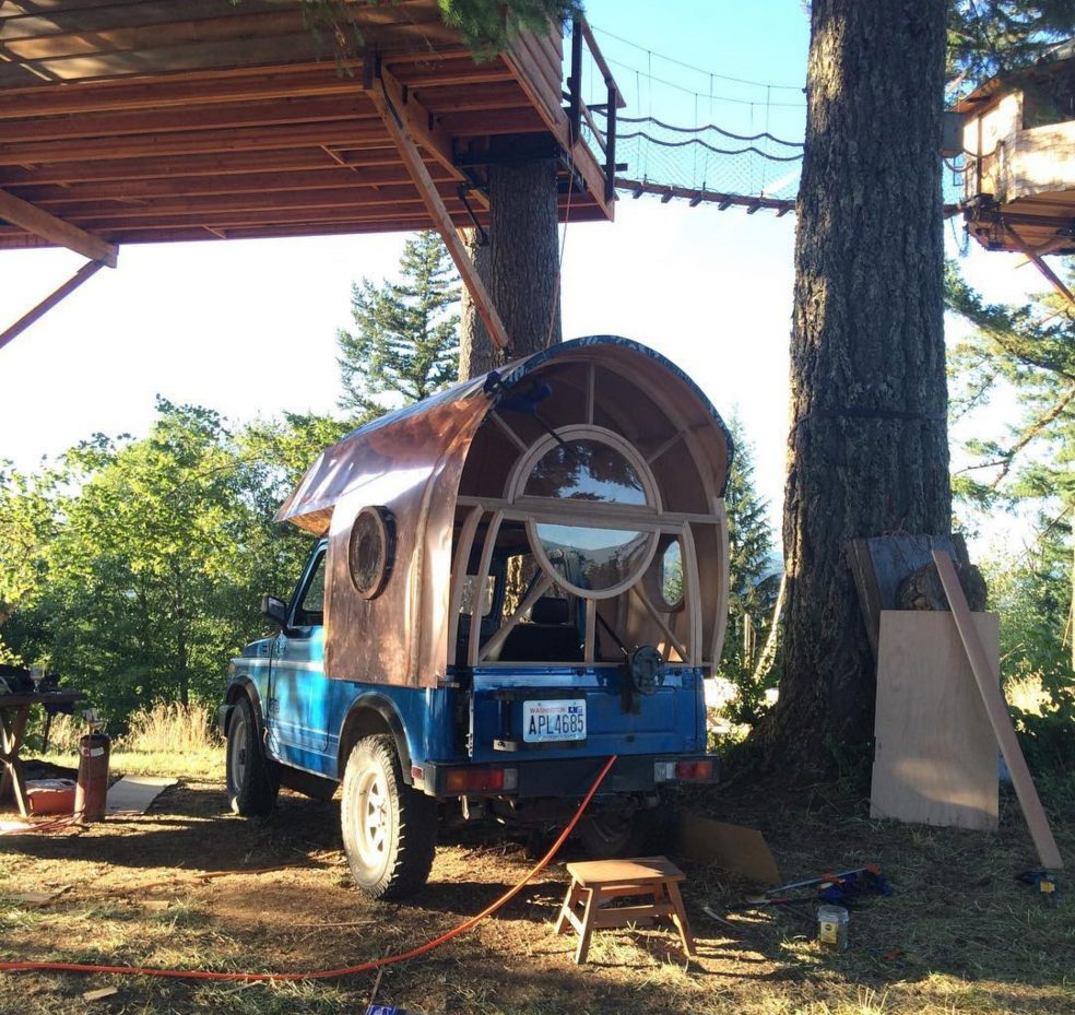 Copper Camper by Jay Nelson