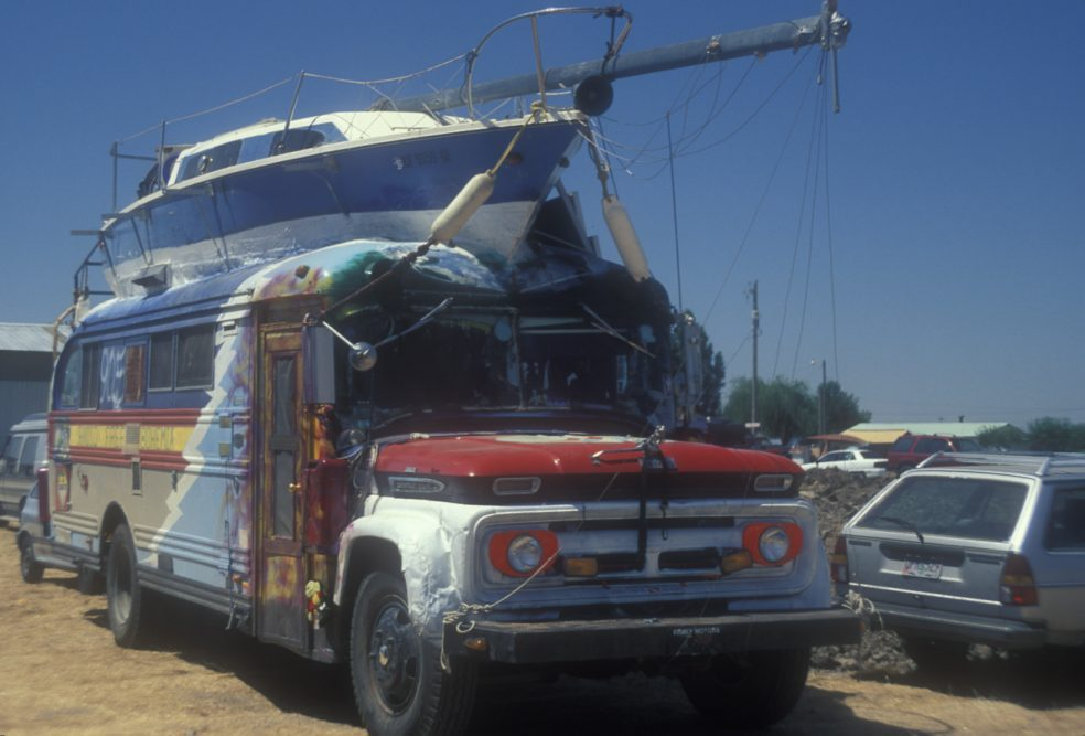 Creative Housebus