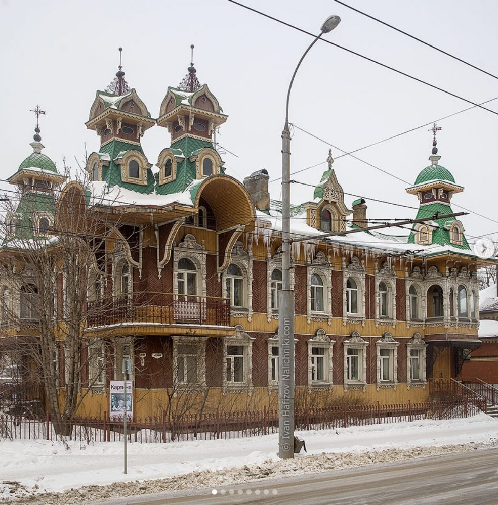 Russian Millwork –