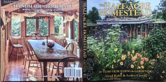 The Half-Acre Homestead Book is Finished!